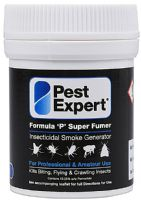 Pest Expert Formula 'P' Super Fumer Clothes Moth Smoke Bomb 11g